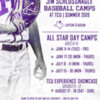 TCU Summer Baseball Camps
