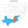 Mississippi 2020 Freshman State Participation
