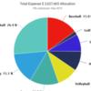 01-Pitt-Johnson 2019 Expense by Sport