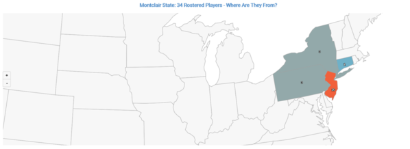 Montclair State_2021_distribution-by-state[1)