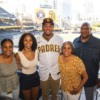 Family at Petco
